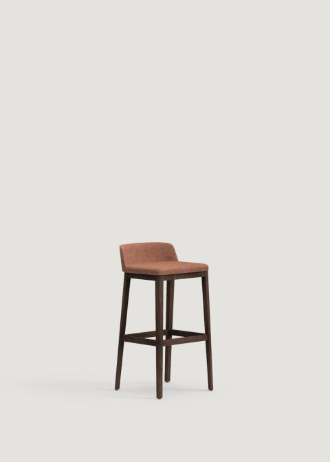 Concord Barstool Wooden Base