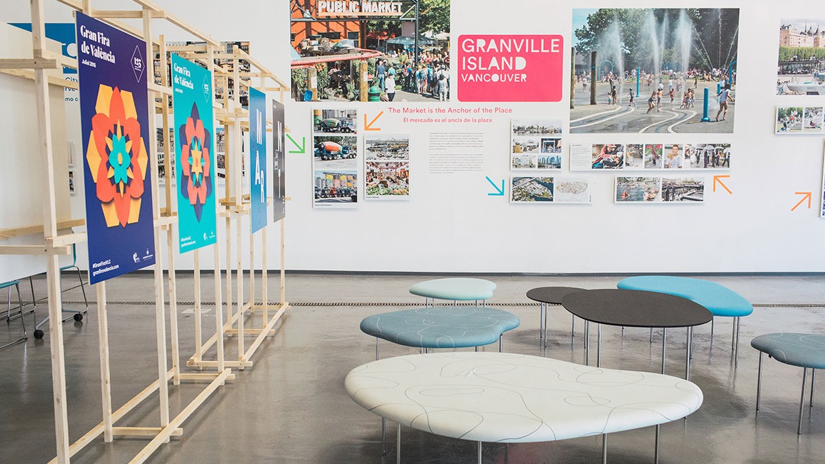 Capdell is participating in Placemaking Week Europe 2019