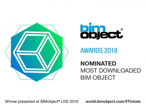 Nominados al premio 'Most downloaded BIM object 2018'