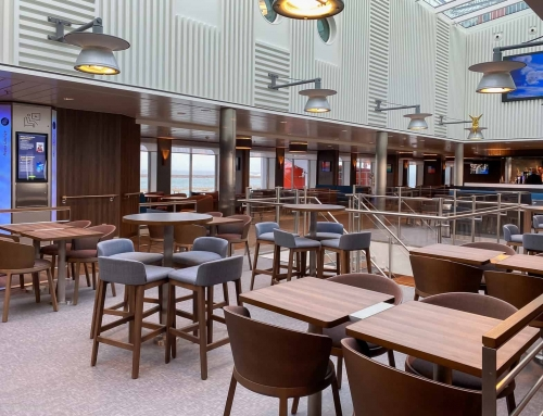 Stena Line ferries take care of its passengers with Capdell's furniture